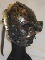 Steam Mask - lato destro - Imperat.net